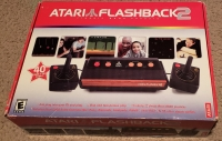 Atari Flashback 2 Box Art