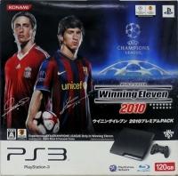 Sony PlayStation 3 CECH-2000A - Winning Eleven 2010 Box Art
