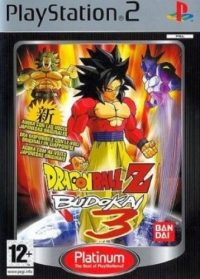 Dragon Ball Z: Budokai 3 - Platinum [ES][IT][PT] Box Art