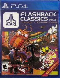 Atari Flashback Classics: Volume 3 Box Art