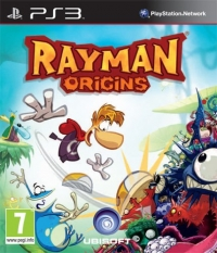 Rayman Origins [IT] Box Art