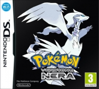 Pokémon Versione Nera Box Art