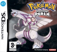 Pokemon Versione Perla Box Art