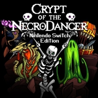 Crypt of the NecroDancer: Nintendo Switch Edition Box Art