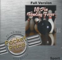 10 Pin Bowling Fever Box Art
