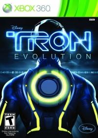 Disney TRON Evolution Box Art