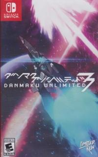 Danmaku Unlimited 3 Box Art