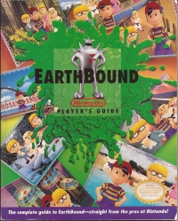 Earthbound - Nintendo Player's Guide Box Art