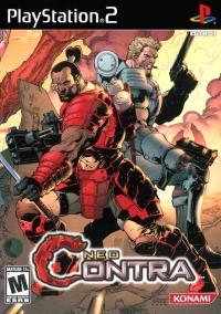 Neo Contra Box Art