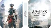 Assassin's Creed III: Liberation (Canada Exclusive Pre-order Steelbook) Box Art