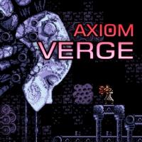 Axiom Verge Box Art