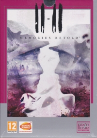 11-11: Memories Retold - Collector's Edition Box Art