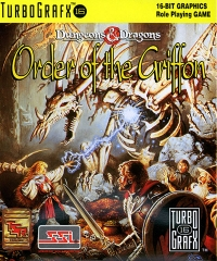 Dungeons & Dragons: Order of the Griffon Box Art