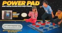 NES Power Pad Box Art