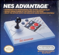 NES Advantage Box Art