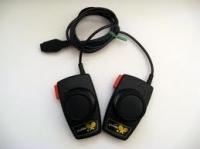 Atari Paddle Controllers Box Art