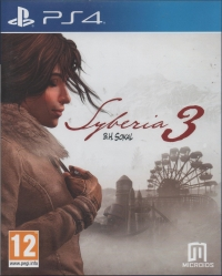 Syberia 3 [FR][NL][UK] Box Art