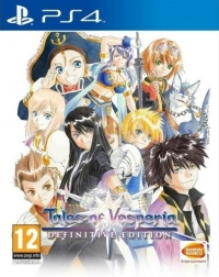 Tales of Vesperia - Definite Edition Box Art
