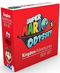 Super Mario Odyssey Kingdom Adventures Box Set Box Art