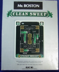 Clean Sweep (Mr. Boston) Box Art