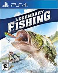 Legendary Fishing Box Art