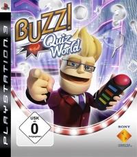 Buzz! Quiz World Box Art