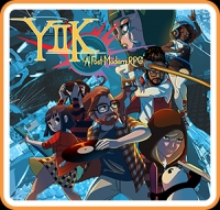 YIIK: A Post-Modern RPG Box Art