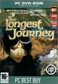 Longest Journey, The - PC BEST BUY Box Art