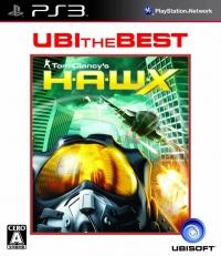 Tom Clancy's H.A.W.X. - Ubi the Best Box Art