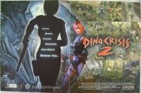 Dino Crisis 2 poster Box Art