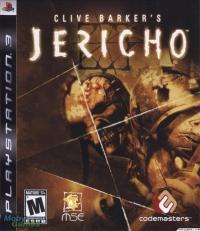 Clive Barker's Jericho Box Art