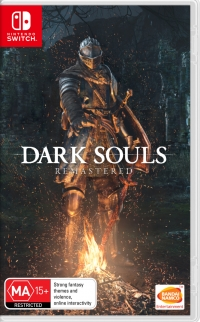Dark Souls: Remastered Box Art