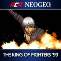 ACA NeoGeo: The King of Fighters '99 Box Art