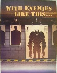 MDK 2: Armageddon Promotional Flyer (Foldout) Box Art