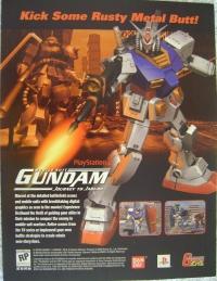 Mobile Suit Gundam: Journey to Jaburo Promotional Flyer Box Art