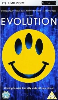 Evolution Box Art