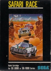 Safari Race [FR] Box Art