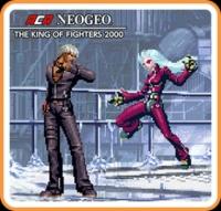 ACA NeoGeo: The King of Fighters 2000 Box Art