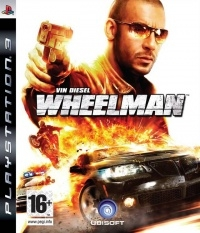 Vin Diesel Wheelman Box Art