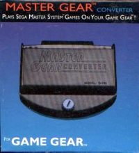 Master Gear Converter Box Art