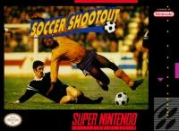 Capcom's Soccer Shootout Box Art