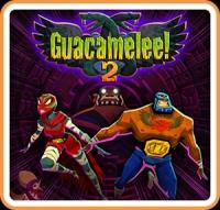 Guacamelee! 2 Box Art