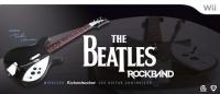 Beatles, The: Rock Band Guitar Controller - Rickenbacker Box Art
