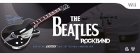 Beatles, The: Rock Band Guitar Controller - Gretsch Box Art