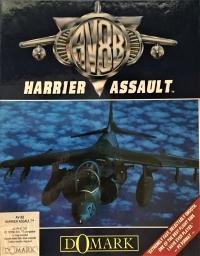 AV-8B Harrier Assault Box Art