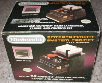 A.L.S. Industries Nintendo Entertainment System Cabinet Box Art