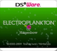 Electroplankton Hanenbow Box Art