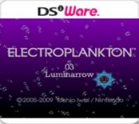 Electroplankton Luminarrow Box Art