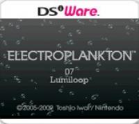 Electroplankton Lumiloop Box Art
