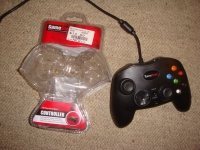 GameStop Controller - Black Box Art